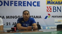 Berganti Tim, Aprilia Manganang Tetap Targetkan Juara