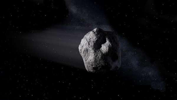 Siap-siap! Asteroid Sebesar Burj Khalifa akan Melintasi Bumi