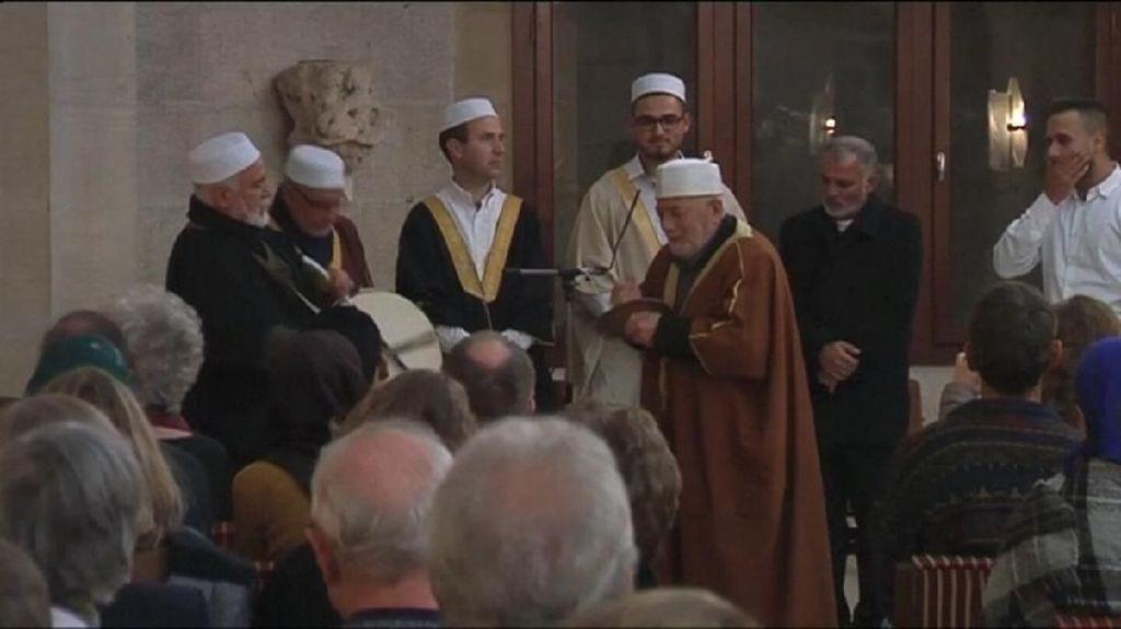 Ketika Musik Sufi Bergema di Gereja Yerusalem
