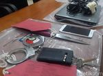 Bawa Borgol, Sopir Online Diduga Berniat Sekap Karyawati Bank
