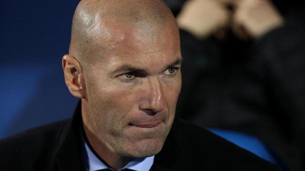 Zidane: Semoga Ini Jadi Titik Balik Madrid