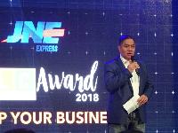 Apresiasi JNE & Hadiah Melimpah untuk Pelanggan di JLC Award 2018