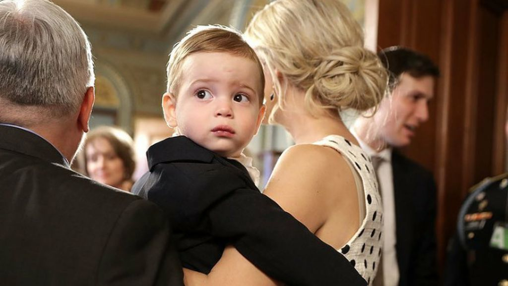 Theodore dan Joseph Kushner, Cucu Donald Trump yang Lucu Banget