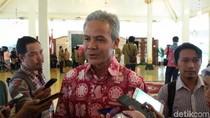 Ganjar Cari Rumah Kontrakan di Semarang untuk Masa Cutinya