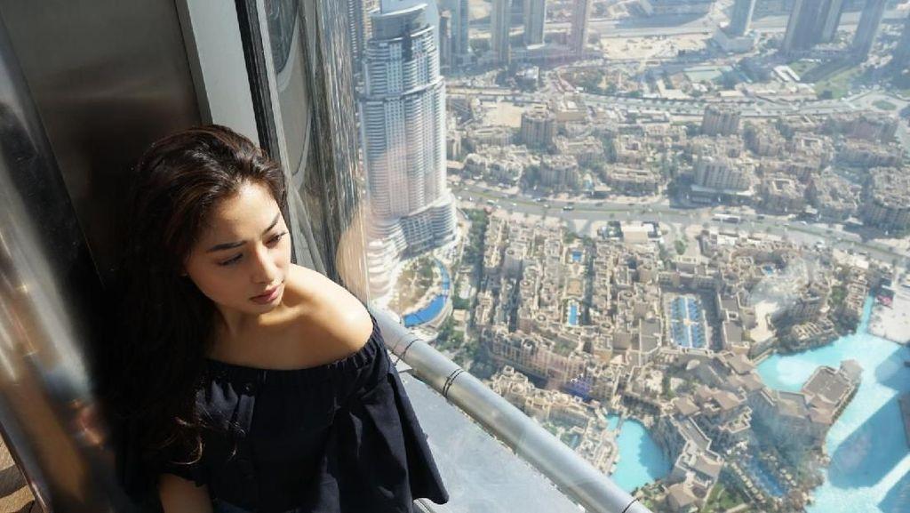 Menikmati Dubai Seperti Nikita Willy