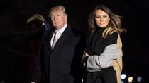 Melania Trump Pakai Coat dari Brand Fashion Kekinian Acne Studios Rp 20 Juta