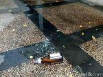 Penemuan Botol Mirip Molotov Kagetkan Pegawai Pemuda Pancasila