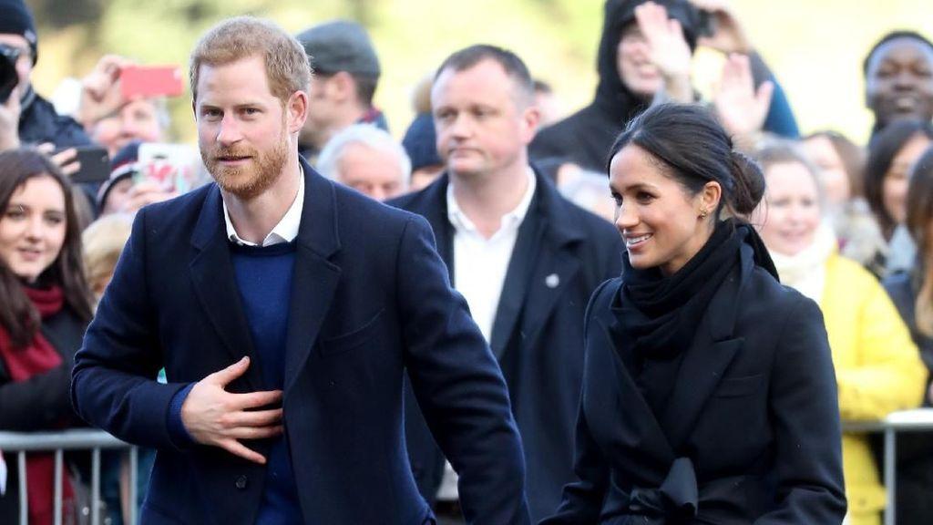 Dicari! Asisten Pribadi untuk Pangeran Harry dan Meghan Markle