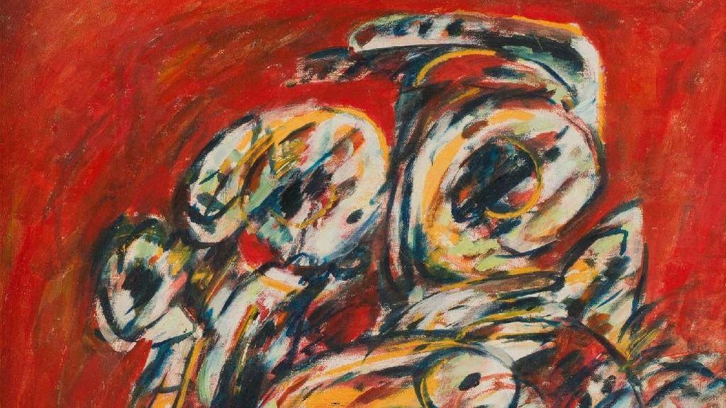 Galeri Nasional Singapura - Centre Pompidou Persembahkan Karya Latiff Mohidin