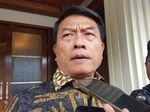Airlangga-Idrus Rangkap Jabatan, KSP Moeldoko: Tak Usah Khawatir