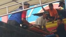 Pria Terluka di Wajah Ditemukan Terkapar di Atap Swalayan