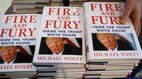 Buku Kontroversial Soal Trump, Fire and Fury Akan Jadi Serial TV