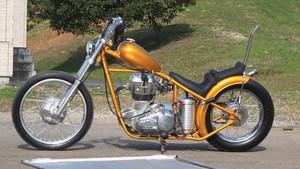 Jokowi Juga Biker, Sudah Pesan Motor Chopper Ini