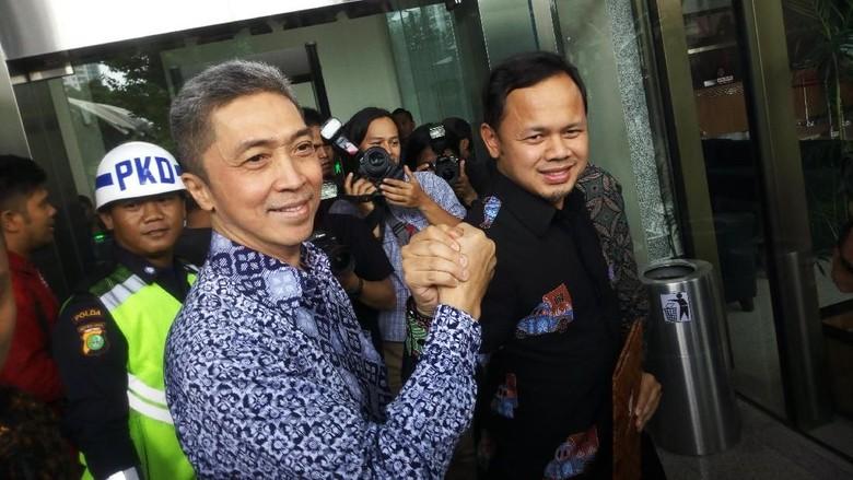 Sambangi KPK, Bima Arya-Dedie Rachim Laporkan LHKPN