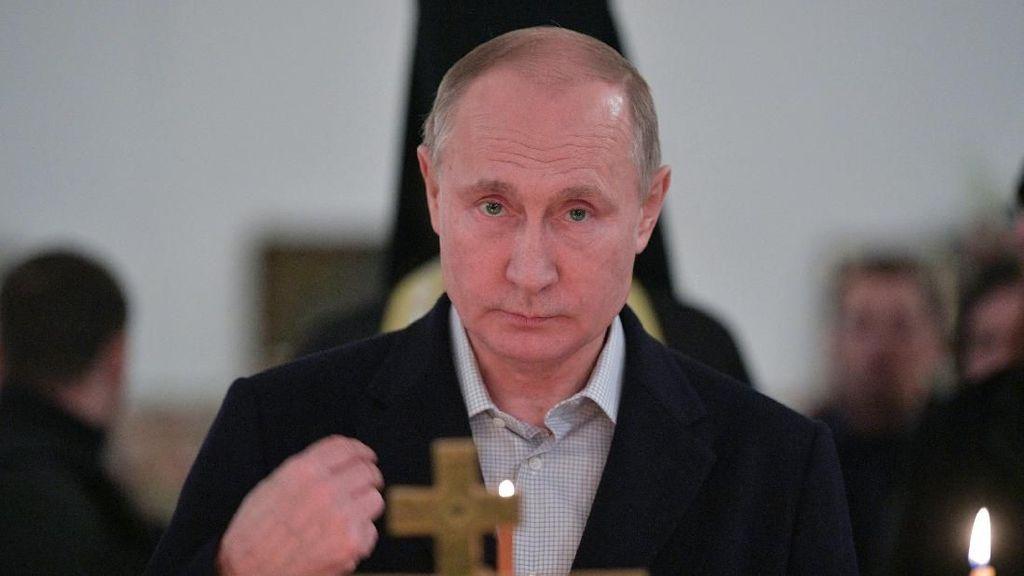 Putin Akui Pernah Perintahkan Tembak Jatuh Pesawat Maskapai Turki