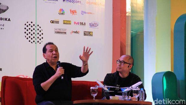 Chairul Tanjung: Harta Tak Dibawa Mati, Mau Sombong Sama Siapa?