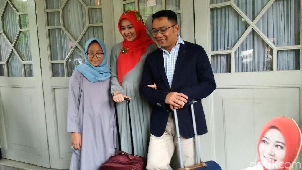 Cerita Ridwan Kamil yang Pernah Lihat Penampakan di Rumah Dinasnya