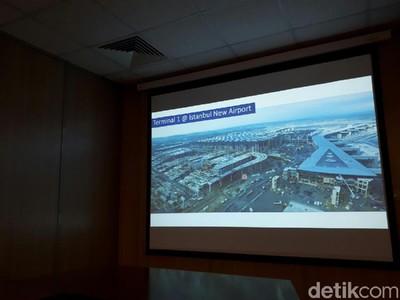 Turki Operasikan Bandara Terbesar Sedunia Tahun Ini
