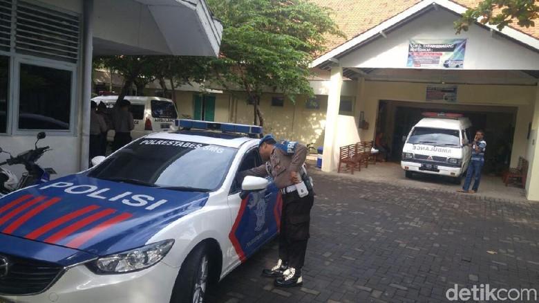 Anggota Poltas di Semarang Tewas dengan Banyak Luka Tusukan
