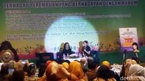Canda Menteri Susi Saat Mengajak Hakim Perempuan Rajin Masak Ikan