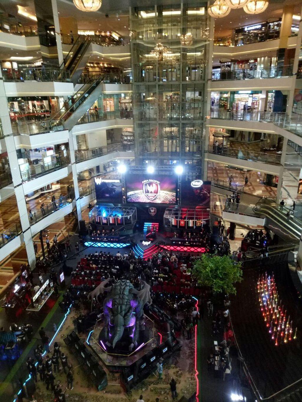 Event yang berlangsung di Mall Taman Anggrek, Jakarta ini merupakan turnamen eSports pertama yang diadakan ole Acer. (Foto: detikINET/Muhammad Alif Goenawan)