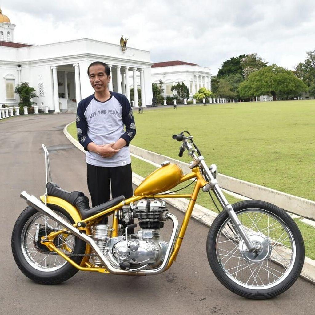 Kaus We The Fest Kebanggaan Jokowi