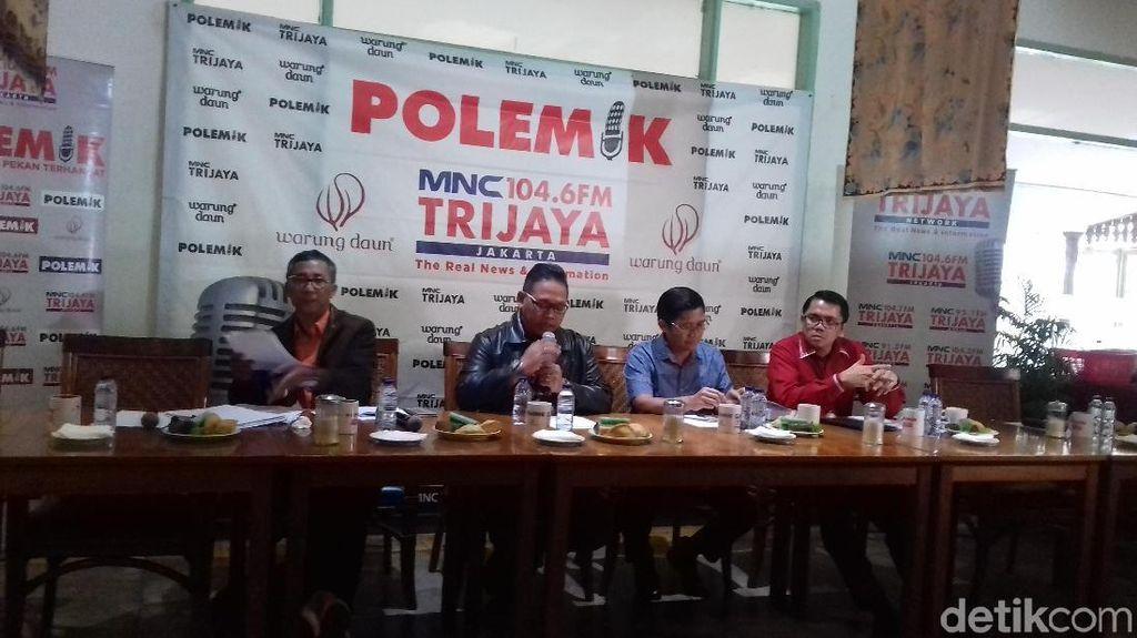 PDIP Kritik Revisi PKPU Verifikasi Parpol: KPU akan Kedodoran