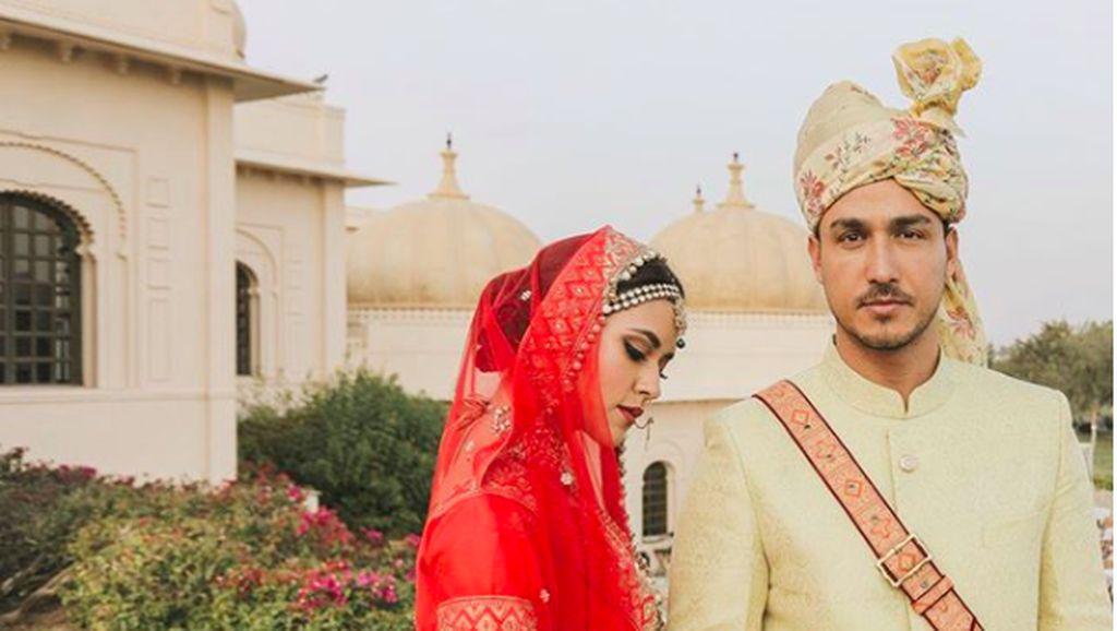 Pakai Baju India, Raisa dan Hamish Daud Dikira Artis Bollywood