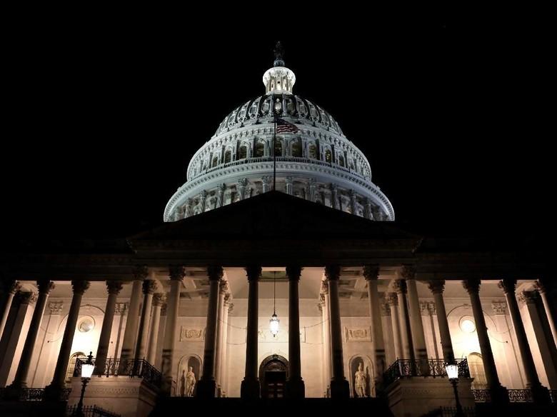 Pemerintah AS Shutdown untuk Kedua Kalinya di Bawah Trump