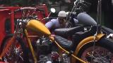 Jokowi Beli Motor Chopper Emas Rp 140 Juta Pakai Duit Pribadi