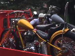 Motor Chopper Emas Sudah di Istana Bogor, Siap Ditunggangi Jokowi