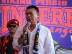 Kunjungi Kampung Persib, TB Hasanuddin Bidik Dukungan Komunitas