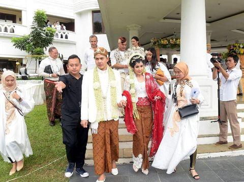 Ardina Rasti Sudah Hamil Sebelum Menikah dengan Arie Dwi Andika?
