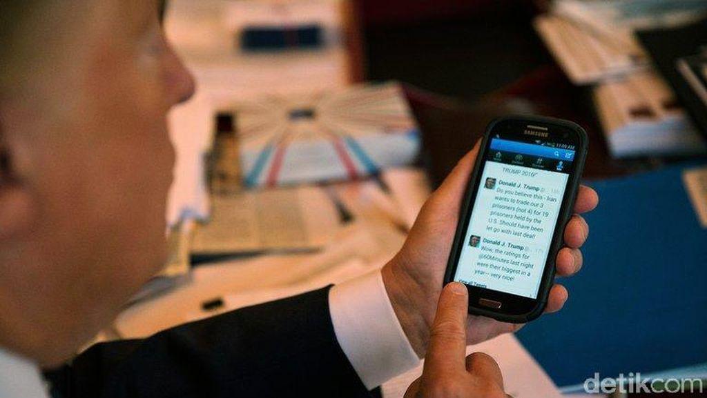 Twitter Jadi Alat Komunikasi Intelijen AS