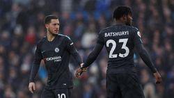 Hazard Ingin Lebih Sering Lakukan Kombinasi Bagus dengan Willian-Batshuayi