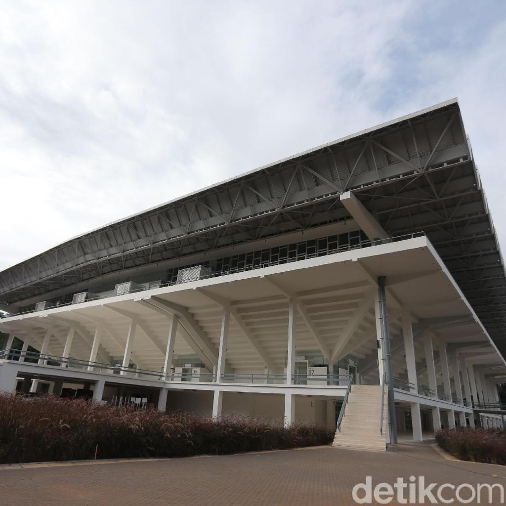Istora Senayan Siap Gelar Indonesia Masters 2018