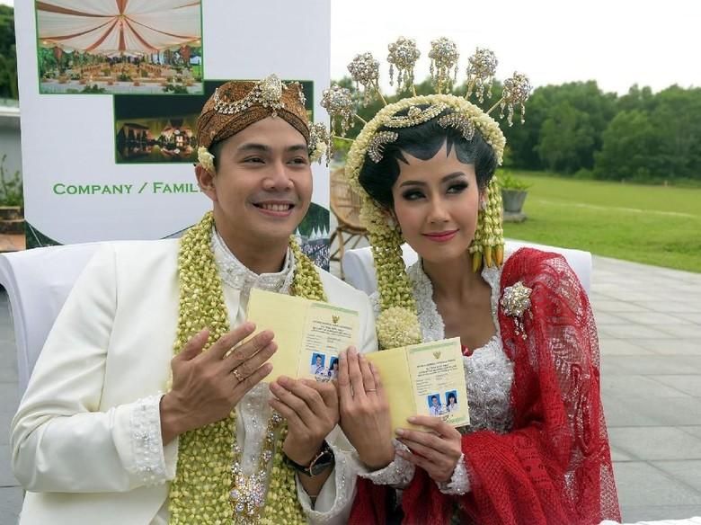 Bertemu di Musala, Intuisi Ardina Rasti Yakin Dinikahi Arie Dwi Andika