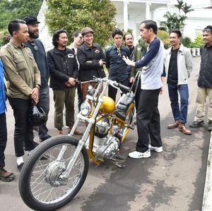 Pemerintah Dorong Produksi Motor Custom di RI