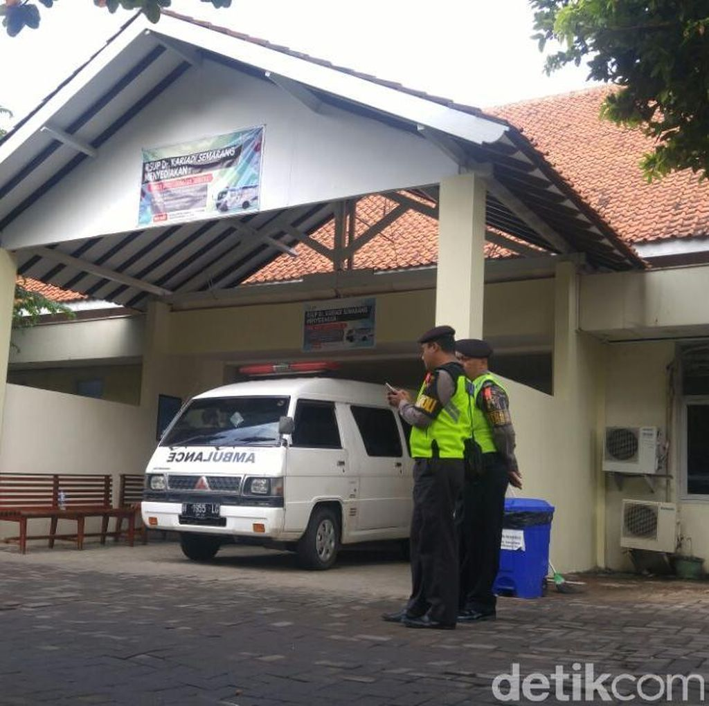 Anggota Poltas di Semarang Diduga Dibunuh Lebih dari Satu Orang
