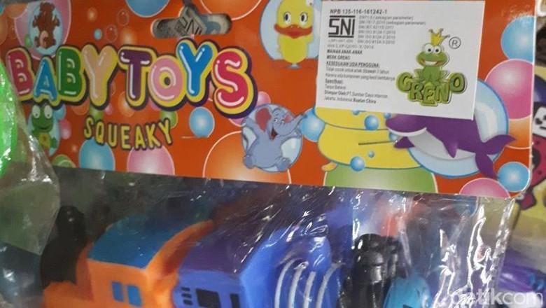 Ragam Cara Pengujian SNI Pada Mainan Anak