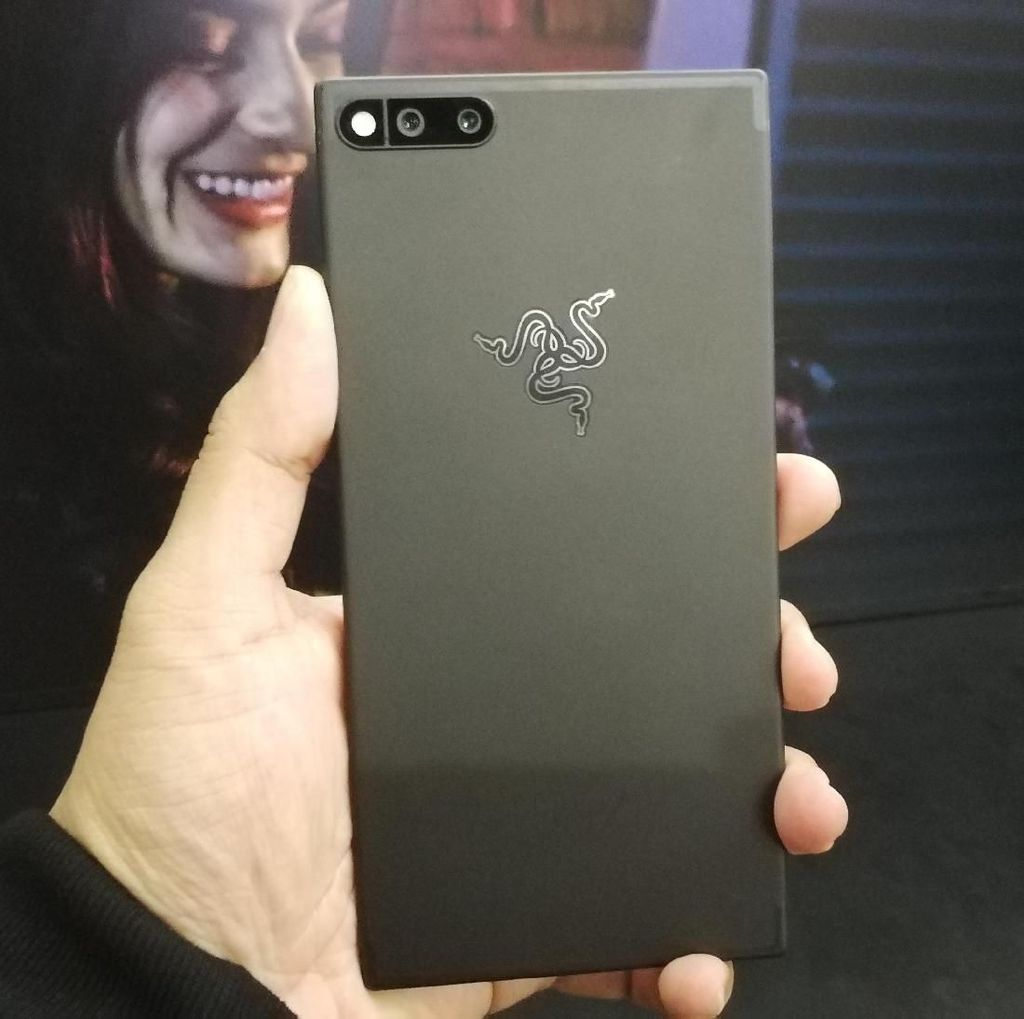 Ketagihan Bikin Ponsel, Razer Phone 2 Siap Dirilis