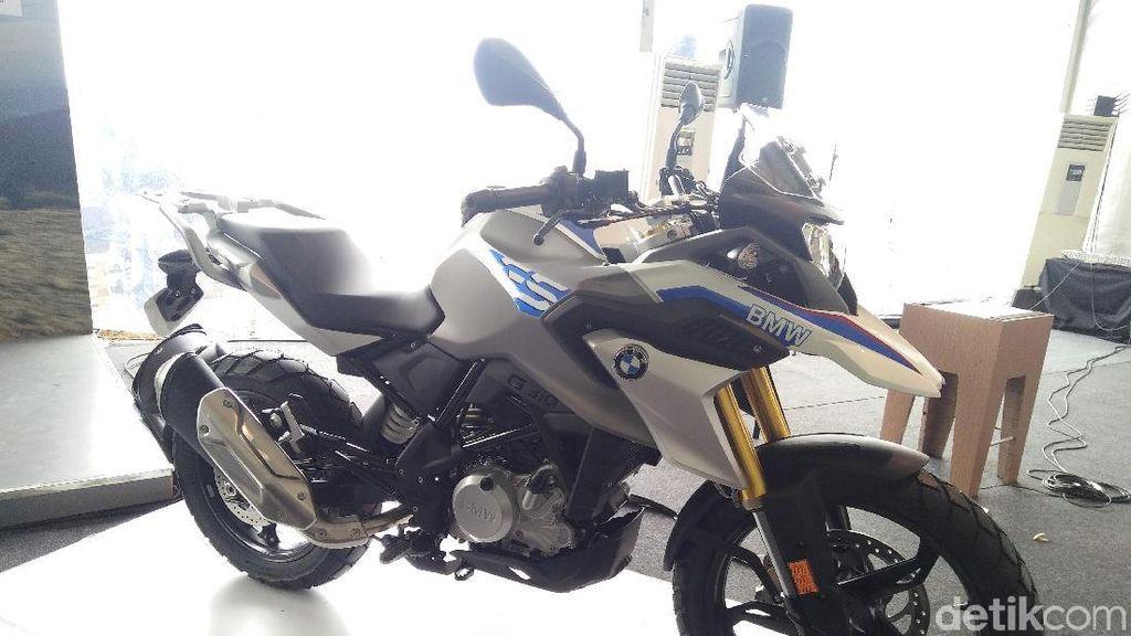 BMW Luncurkan Motor Petualang G 310 GS