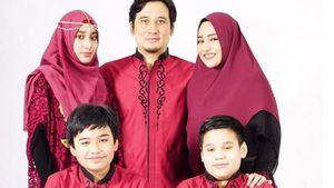Foto Keluarga Cindy Fatikasari, si Sulung Seperti Adiknya Lho