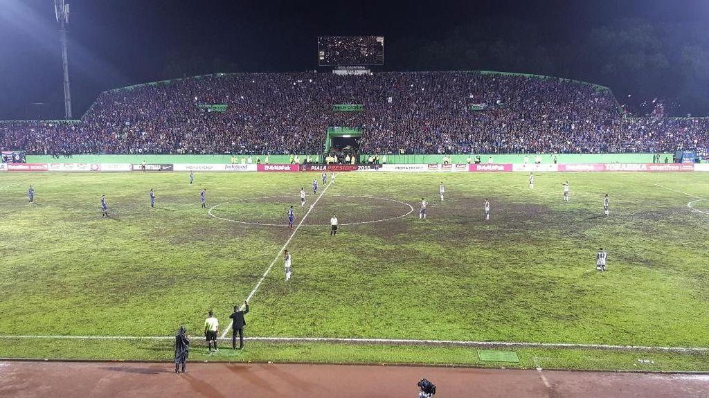 Laga Grup E Piala Presiden Kemungkinan Besar Pindah ke Kanjuruhan