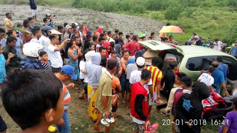 Perahu Terbalik, Pemancing di Gorontalo Tewas Tenggelam