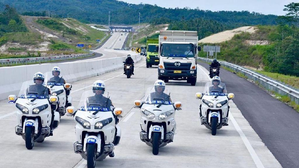 Target 1.852 Km Jalan Tol di 2019, Syarat dan Ketentuan Berlaku