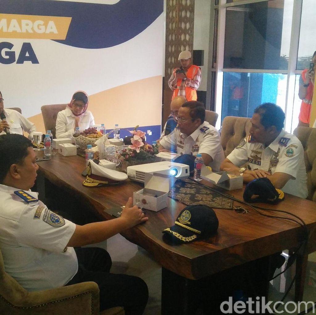 Begini Cara Menhub Pangkas Waktu Tempuh Jakarta-Bandung via Tol