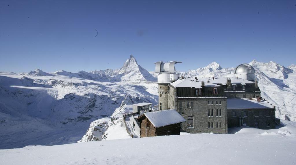 Foto: Hotel-hotel di Atas Langit