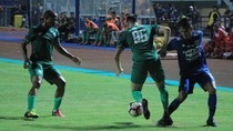 Tekuk Persib 2-0, PSMS Puncaki Grup A