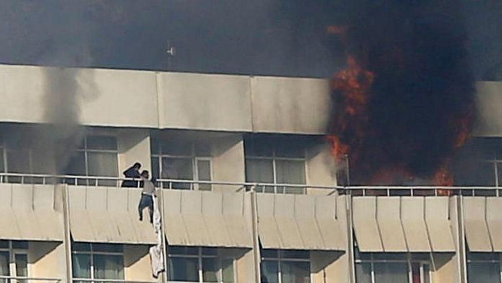 Cerita Mencekam Penyerangan Hotel di Afganistan